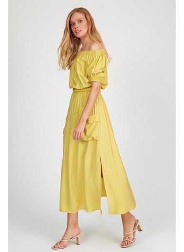 Setre Bluz Sarı